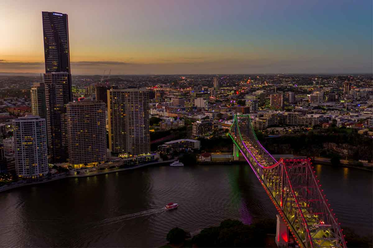 Hexflix Aerial Drone Photography and Aerial Drone Video Brisbane